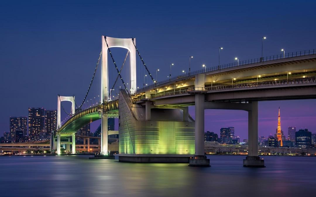 Japan-Photo-Tour-rainbow-bridge-tokyo