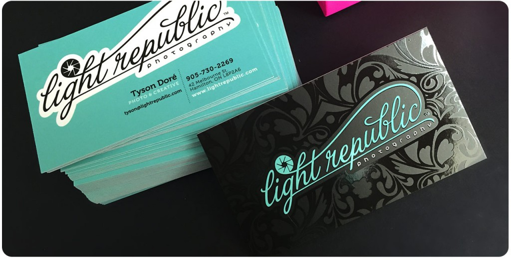 Unique Dream Business Card Design from Jukeboxprint