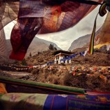 Beautiful Temples and Prayer Flags Are Everywhere in Bhutan