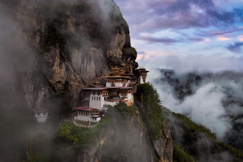 Bhutan Tiger Nest Monastery